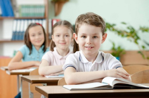 Диалоги на английском языке по теме «Школа»