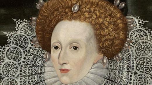 Королева Елизавета Первая – «замужем за Англией»