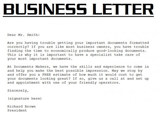 Writing Resumes and Business Letters PowerPoint Presentation, PPT - DocSlides