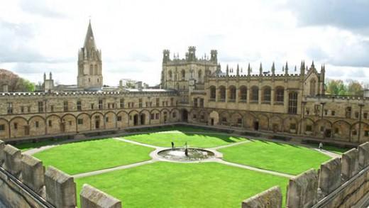 Оксфордский университет. Об учебе, жизни и возможностях