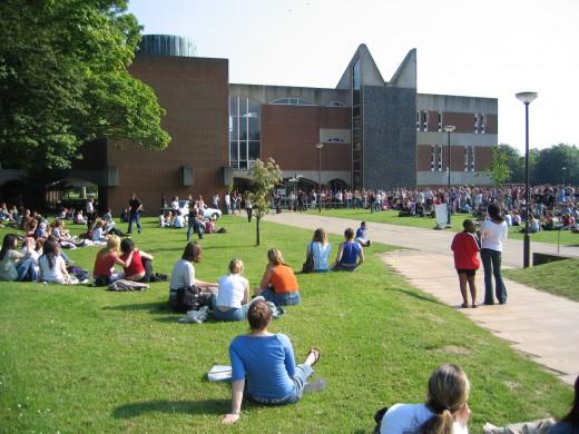 Britain's Universities