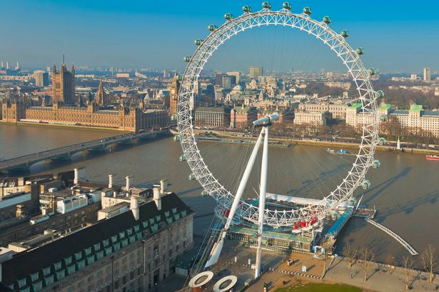 Birds-eye-view-of-London-Eye-and-Westminster