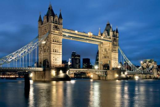 О лучших достопримечательностях Лондона  на английском — с картинками и переводом