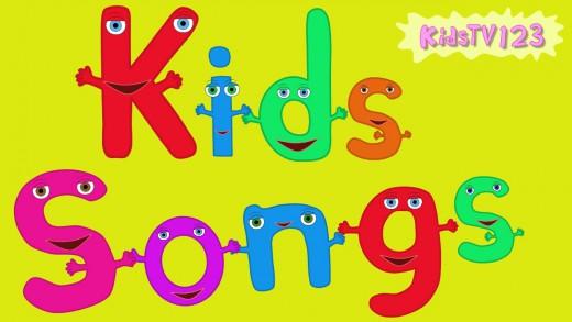 Детские песенки на английском языке – слушаем и изучаем