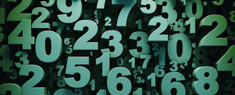 Цифры и числа на английском языке с переводом и озвучкой