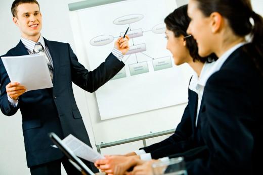 Диалоги о бизнесе на английском языке