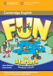 Fun for starters student's book 3rd edition ebook pdf cd download free.