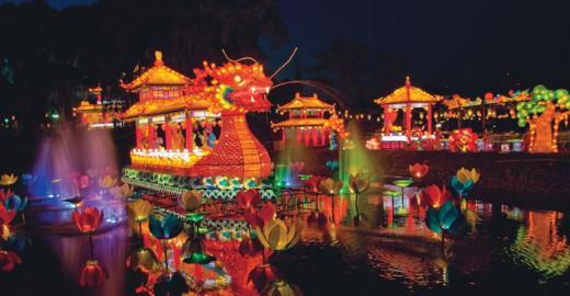 Новый Год в Китае— интересные факты плюс английские выражения