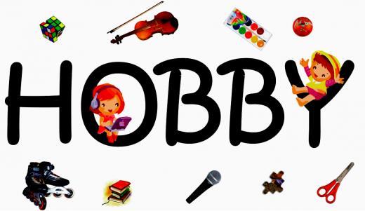«My hobbies» на английском языке