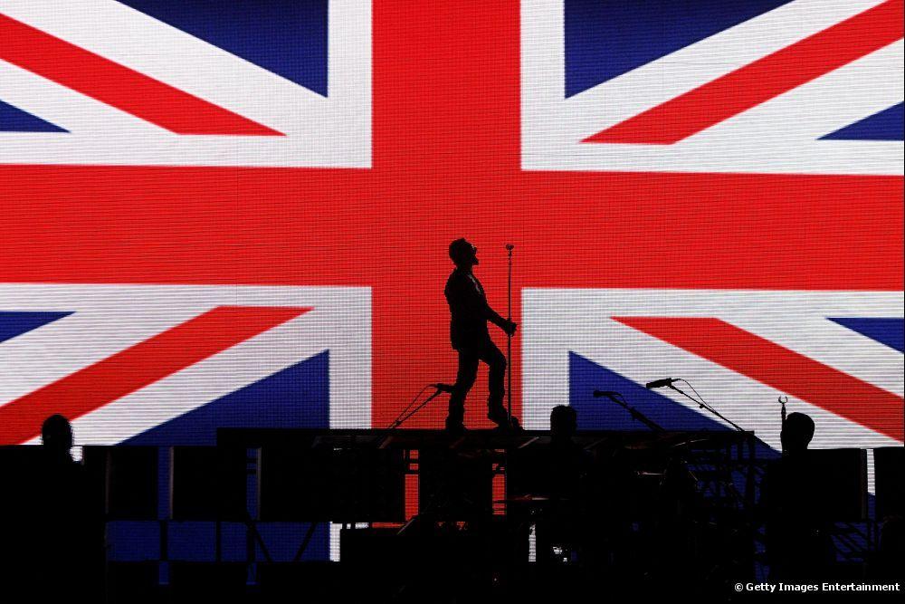 Поговорим о музыке Великобритании