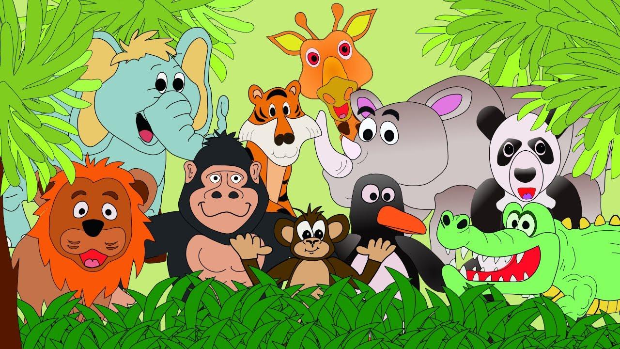 Тема по английскому языку Visiting the Zoo