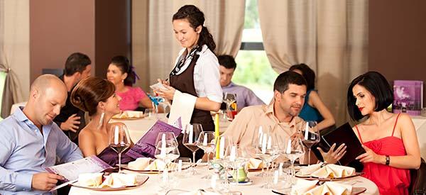 Диалоги по английскому по теме «Ресторан»