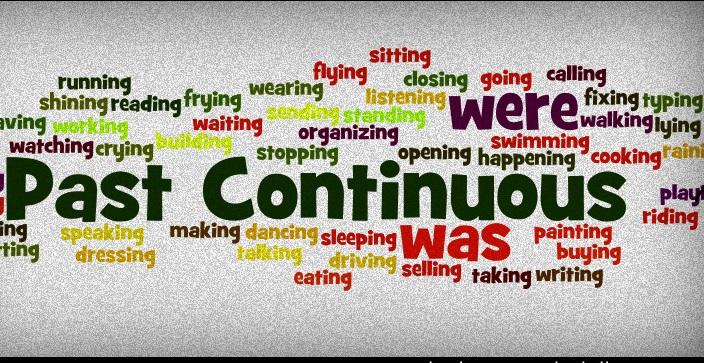 Закрепляем тему Past Continuous — только эффективные и работающие упражнения