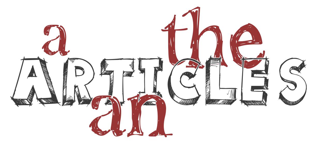 Артикли в английском— для чего они нужны и когда же их употреблять?