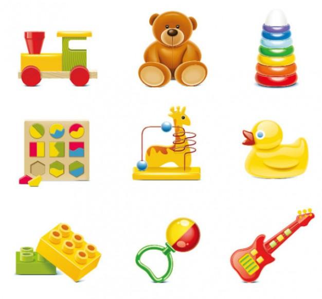 Подборка обучающих видео на английском на тему «Детские игрушки»