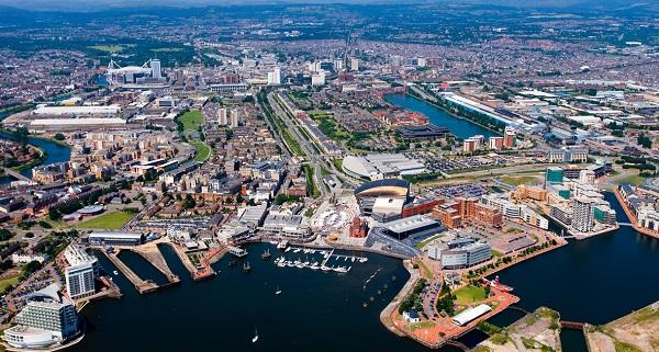 Кардифф— самая маленькая столица Европы