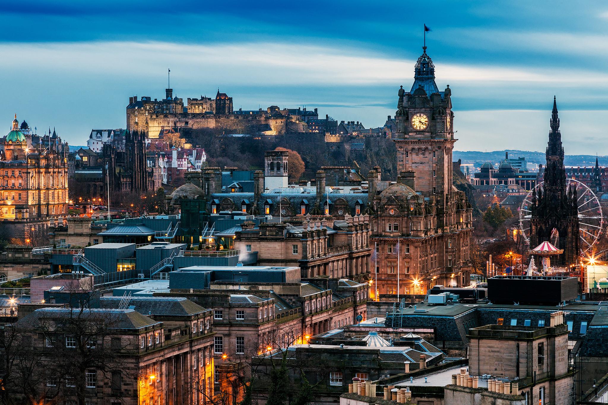 Эдинбург— любопытные факты и фото
