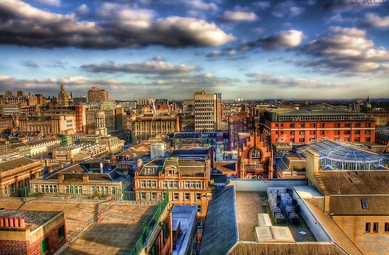 Глазго— культурный центр Шотландии
