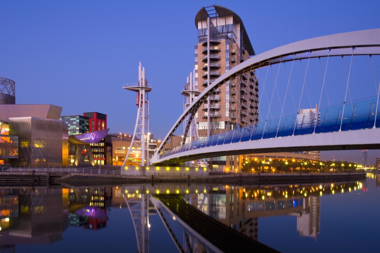 Топик «Manchester.»