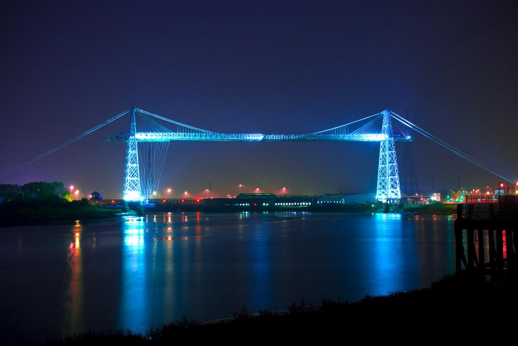 Мост-транспортер
