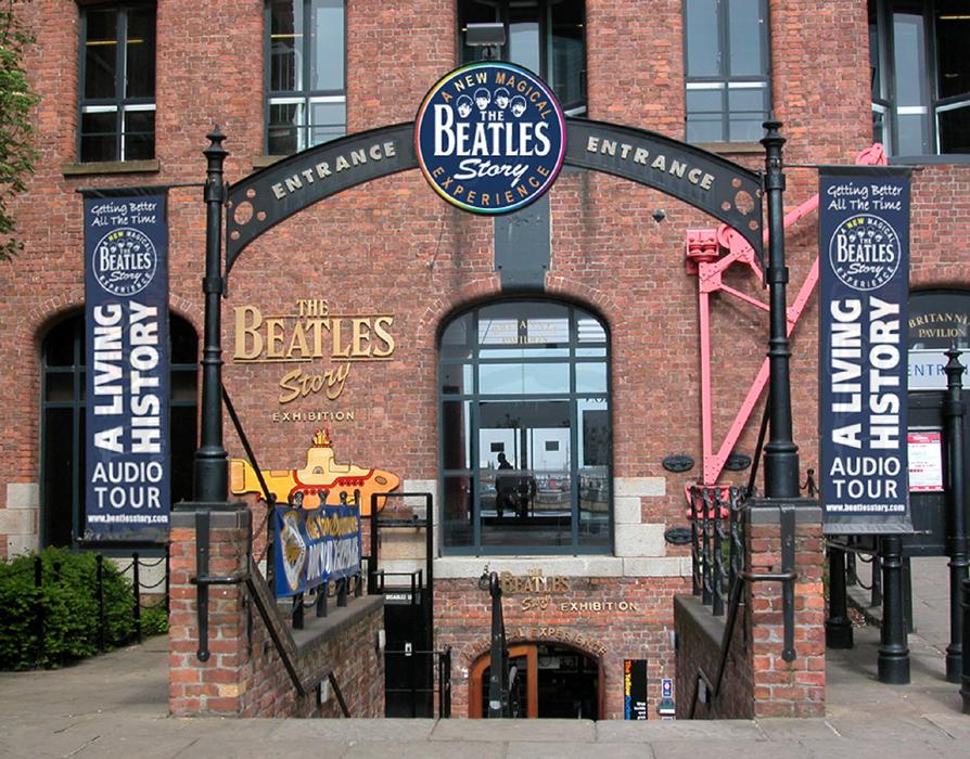 """Музей группы """"The Beatles"""""""