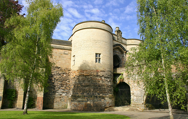 Ноттингемский замок