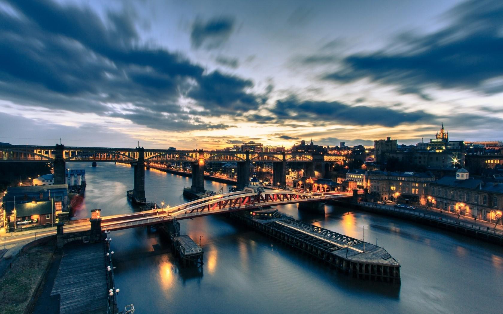 Вежливый город Великобритании— Ньюкасл