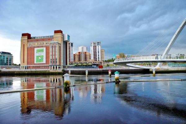 Центр искусства Baltic