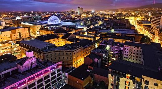 Белфаст— город контрастов