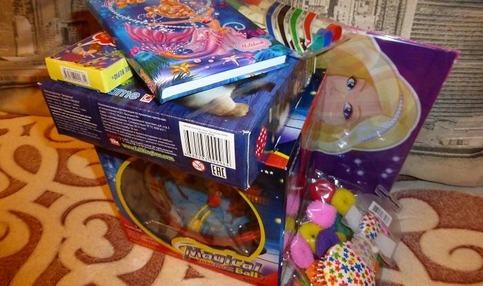 Об актуальном...О праздниках и подарках нашим детям и не только!