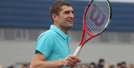 Maksim Mirny is a world known tennis player. He is the person who can stare