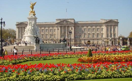 Buckingham Palace— топик по английскому