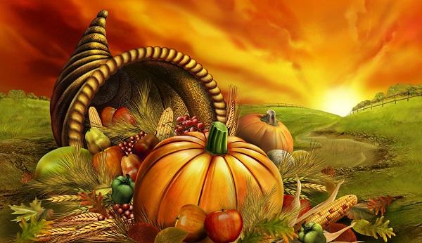 Thanksgiving Day of American Girl Kathie— топик на английском о Дне Благодарения