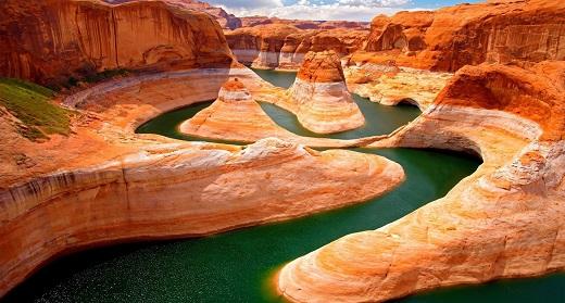 Grand Canyon— топик о популярной природной американской достопримечательности