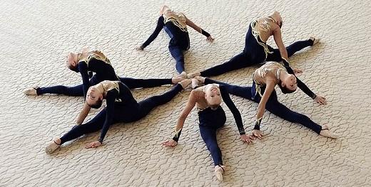 Топик— «Gymnastics»
