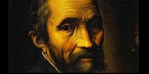 Топик «Michelangelo Buonarroti»