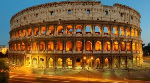 Топик «Visiting Rome»