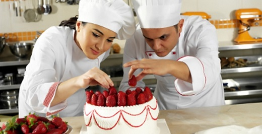 Топик «Pastry-cook»