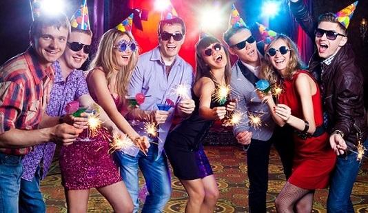 Organizing a party— топик на английском. Часть 1