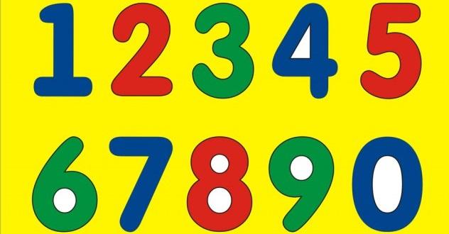 Цифры для детей на английском языке— красочно и интересно!