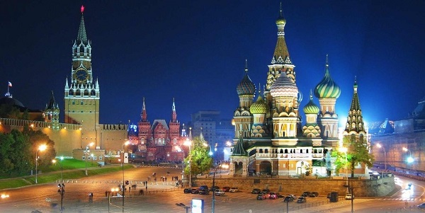 Топик на английском языке про Москву (Moscow)— с переводом и аудио