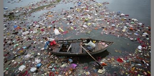 Water pollution— актуальный топик