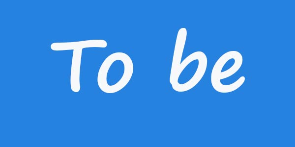 Упражнения по теме «Глагол to be»
