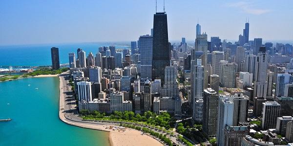 Топик по английскому— Chicago (Чикаго)