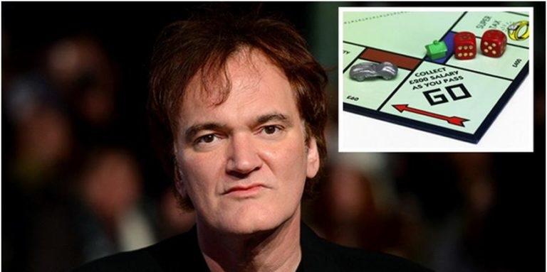Топик на тему Quentin Tarantino and his rare collection (Квентин Тарантино и его редкая коллекция)