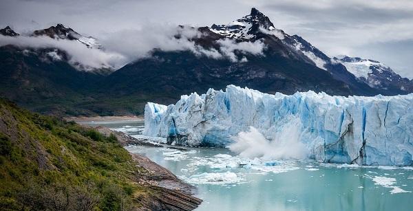 Ice caps— топик о ледниках