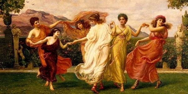 Ancient holidays— топик о древних праздниках