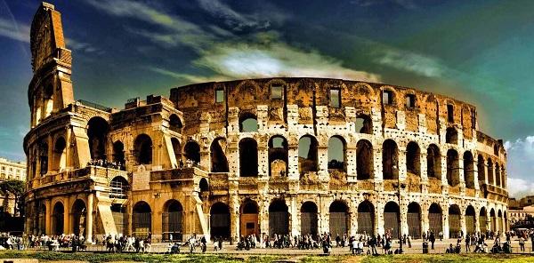 Топик на тему «Рим— столица Италии»