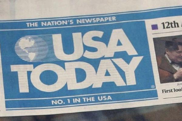 Popular Printed Media. USA. Топик на английском