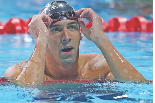 Michael Phelps. Топик на английском